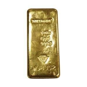 Metalor 1kg W58352